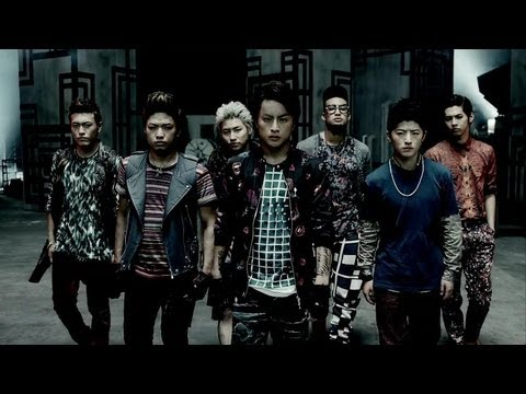GENERATIONS from EXILE TRIBE / 「HOT SHOT」Music Video (字幕あり)