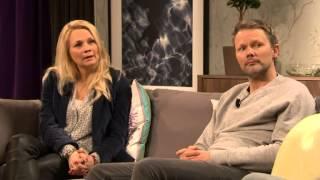Måns, Felix och Moa Herngren om sin syskonrelation - Malou Efter tio (TV4)
