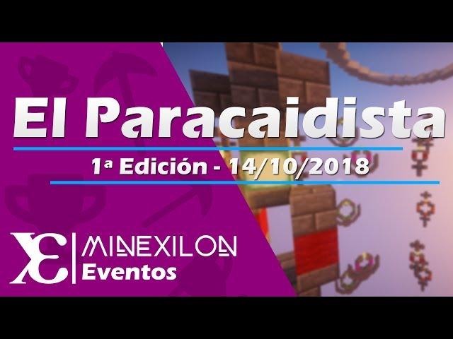 Evento El Paracaidista [1ª Edición]