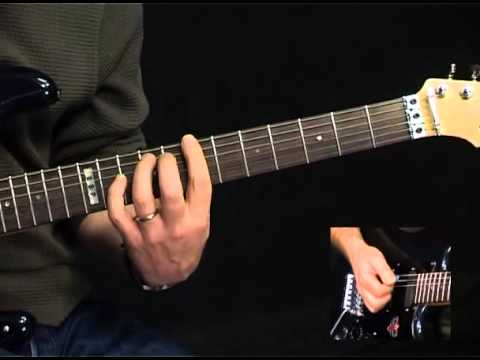 Jimi Hendrix Guitar Lesson - Red House (EASY)
