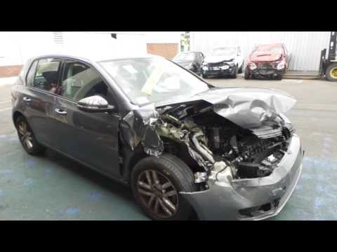 Wrecking – 2012 VW Golf – Automatic FWD– 2806B