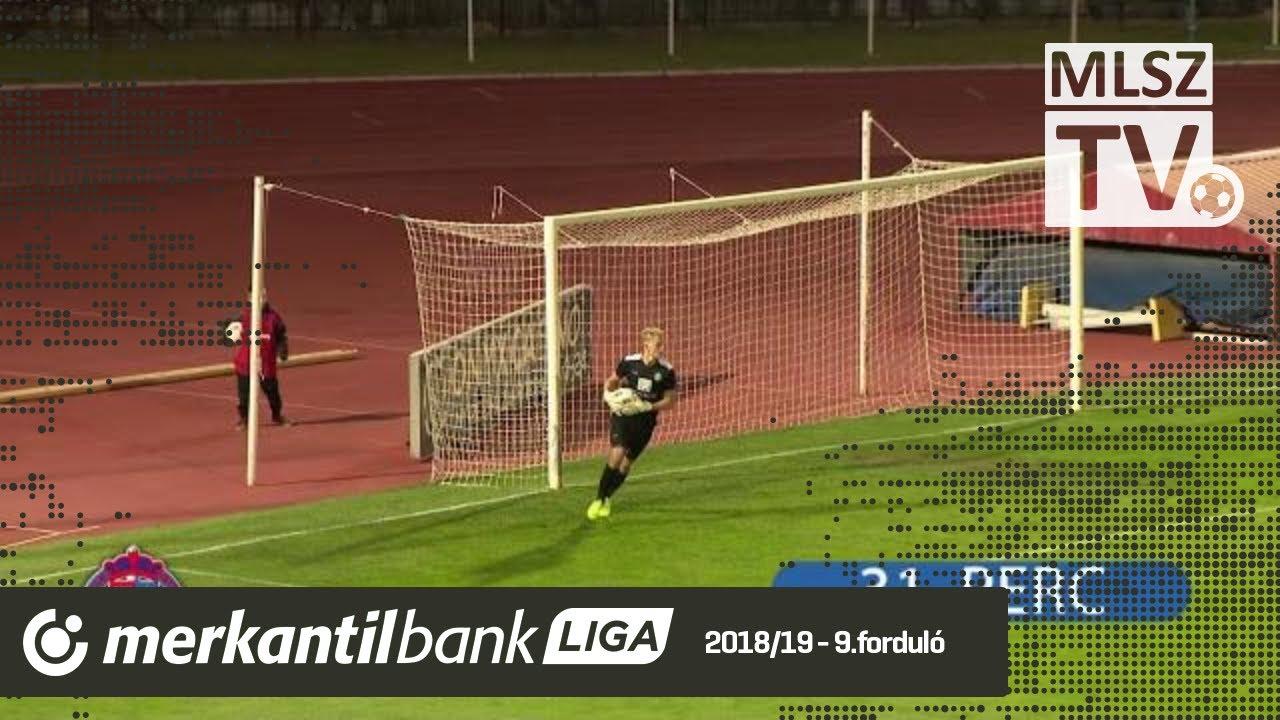 Nyíregyháza Spartacus FC - Aqvital FC Csákvár | 0-1 (0-1) | Merkantil Bank Liga NB II.| 9. forduló |