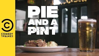 What Happens When You Let a Bunch of Comedians Loose in a Pub? | Pie And A Pint: Trailer