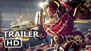PS4 - Space Hulk: Deathwing Enhanced Edition Trailer (2018)