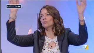 Diego Fusaro vs Elisabetta Gardini: 'Marx non l'ha letto!', 'Maleducato!'
