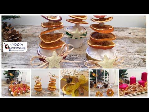 Immagini Natalizie Youtube.Vlogmas Day 12 Diy Come Creare Le Arance Essiccate Per Le