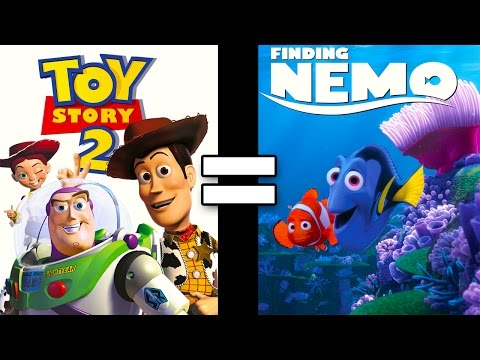 24 Reasons Toy Story 2 & Finding Nemo Are The Same Movie
