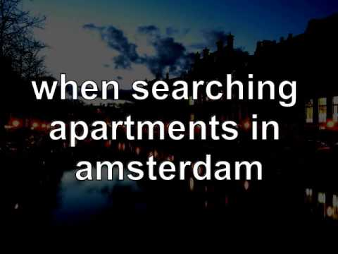 How to find an apartment in amsterdam