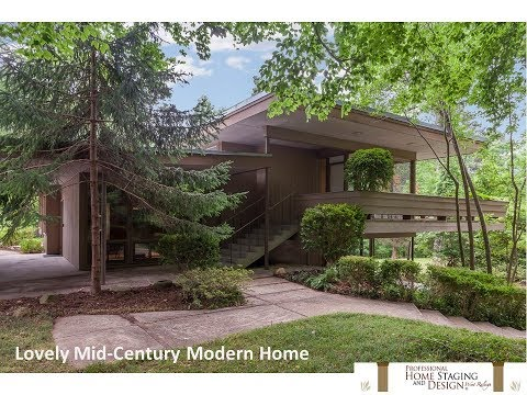Staging Engagement (Mid-Century Modern): 618 Morgan Creek Road, Chapel Hill 27517
