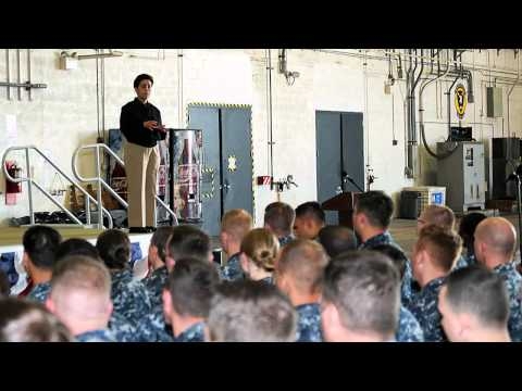 New Shipboard Navigation Software Tested in the Fleet; Vice CNO Visits Key West (HL17)