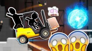 Energi-SKUD! - Bridge Constructor Portal - Ep 5