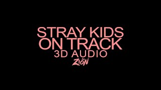 Download lagu Stray Kids(스트레이키즈) - Mixtape : On Track(바보라도 알아) (3D Audio Version)