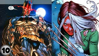 Top 10 Superheroes Who Swapped Powers - Part 2