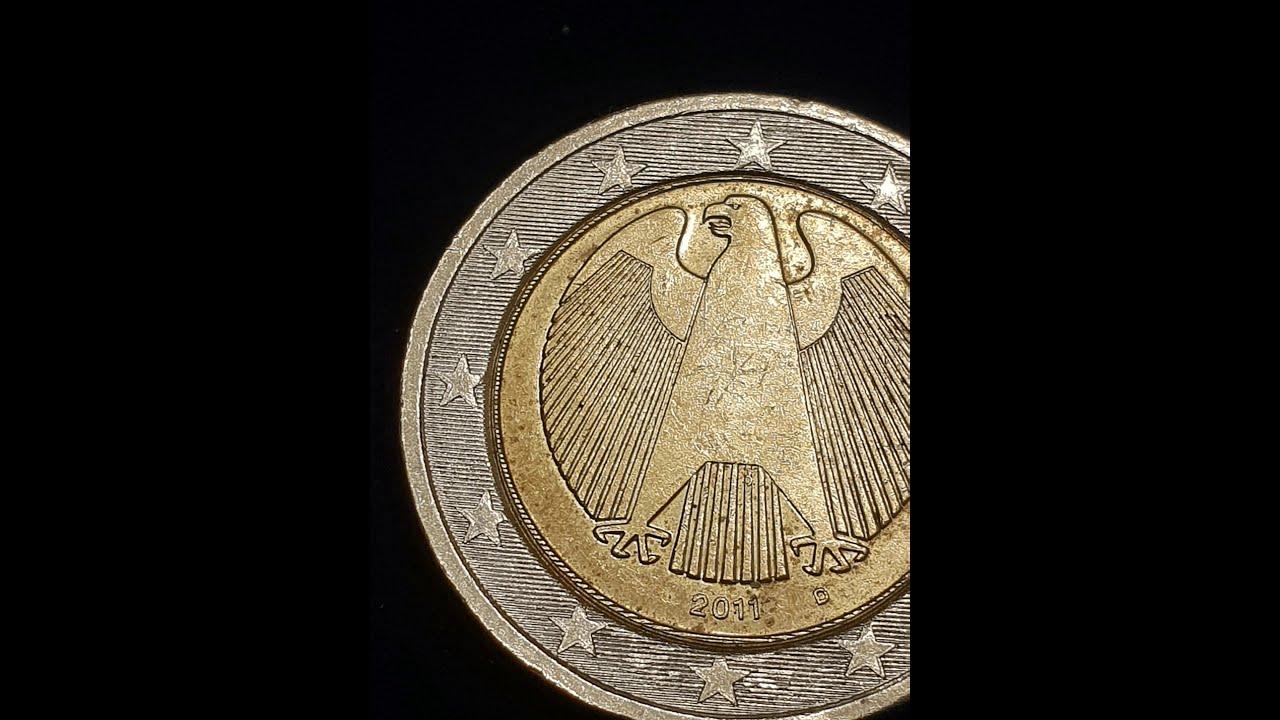2 Euro Griechenland Fehlpragung