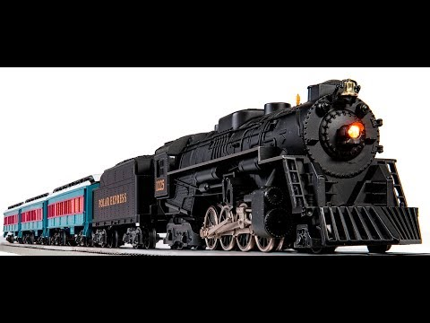 O Gauge Lionel Polar Express 15th Anniversary Set from YouTube · Duration:  3 minutes 42 seconds