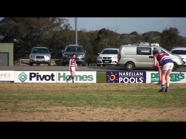 Rd 16 Queenscliff Goals