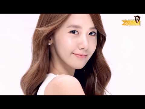 [YAVN][Vietsub] 131126 YoonA advertising Taiwan Alcon Contact Lens - CF BTS