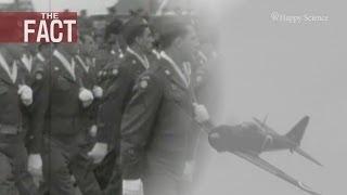 【大東亜戦争】韓国・中国の「日本悪玉論」は大ウソ!日本は植民地解放のヒーローだ!【ザ・ファクト#005】