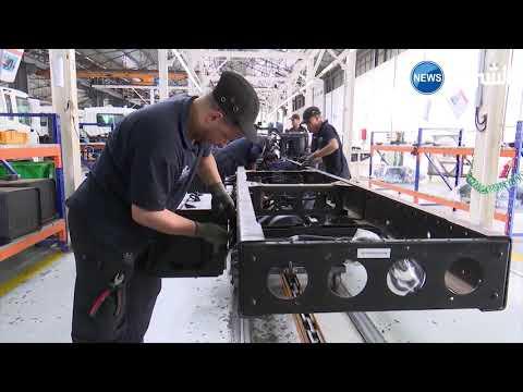 مشاريع صناعة السيارات…