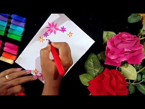 Friendship day card / Greeting card / handmade card