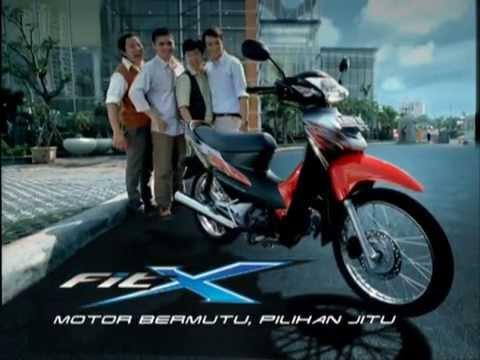 TVC Honda FitX - Bibit Bobot