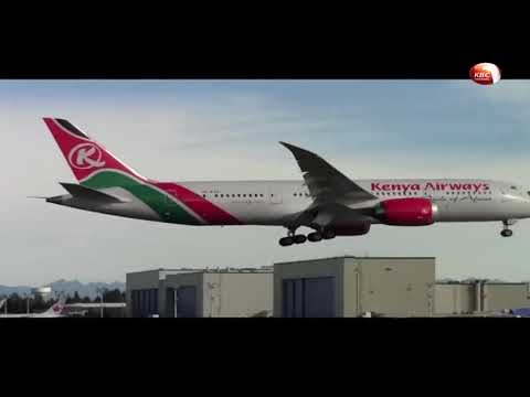 Stowaway falls from Kenya flight to London
