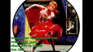 Cyndi Lauper - When You Were Mine (Edit)