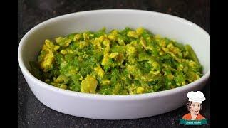 ডিম দিয়ে চিচিঙ্গা ভাজি রেসিপি || Egg With Chichinga Bhaji Recipe .