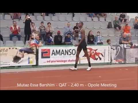 High jump - The best of 2016
