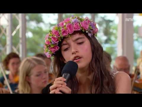 Angelina Jordan. Summertime  (4 Interpretations, 2014-2017).