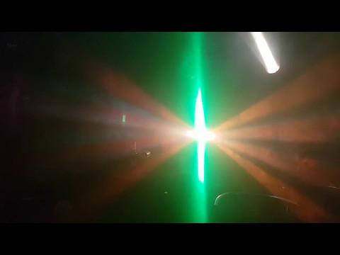 Vintage Lichteffekt Lampo Little Star