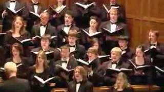 Viadana: Exsultate justi in Domino (The Hastings College Choir)