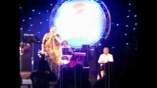 Usha Uthup live in Abu Dhabi - I believe in Music, I believe in Love.