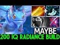 MAYBE [Puck] 200 IQ Radiance Hard Counter Build 7.22 Dota 2