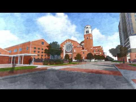 St. Mary's Catholic Center New Church Campaign