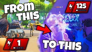 How To Get A Higher Power Level In Fortnite Save the world