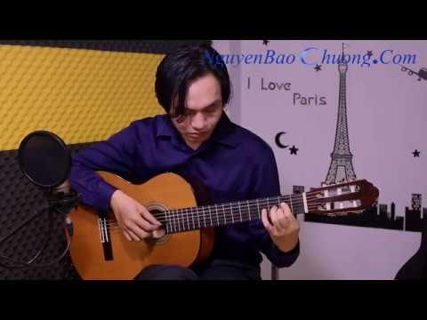 Nhạc Hòa Tấu Guitar - Nhạc Không Lời Hay Nhất - Độc Tấu Guitar (Guitar Solo) - Nguyễn Bảo Chương