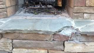 How To Cut, Mortar And Set Natural Stone