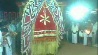sri malaraya banta daivastana manjanady, malaraya nema 17/05/2012