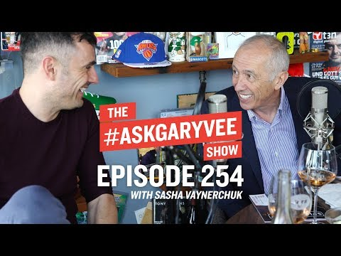 THE ULTIMATE FATHER AND SON DUO AND HOW WINE LIBRARY GOT IT'S NAME | #ASKGARYVEE 254