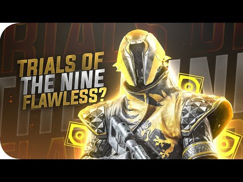 DESTINY 2 TRIALS OF THE NINE FLAWLESS CARRIES - FREE TRIALS FLAWLESS RUNS - DESTINY 2 TRIALS