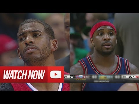 2014.03.17 - Ty Lawson vs Chris Paul Battle Highlights - Nuggets vs Clippers