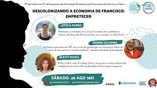 Descolonizando a Economia de Francisco: Empretecer