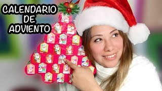 CREATE YOUR ADVENT CALENDAR WITH TOILET PAPER ROLLS   RECYCLING