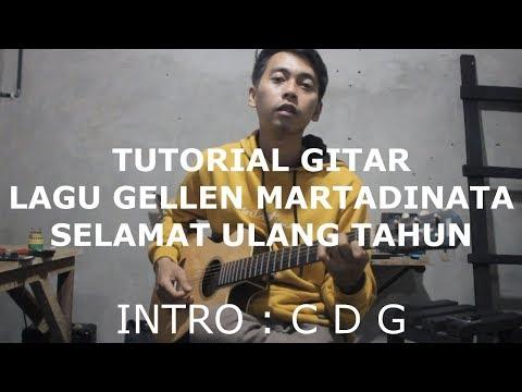 TUTORIAL GITAR LAGU SELAMAT ULANG TAHUN