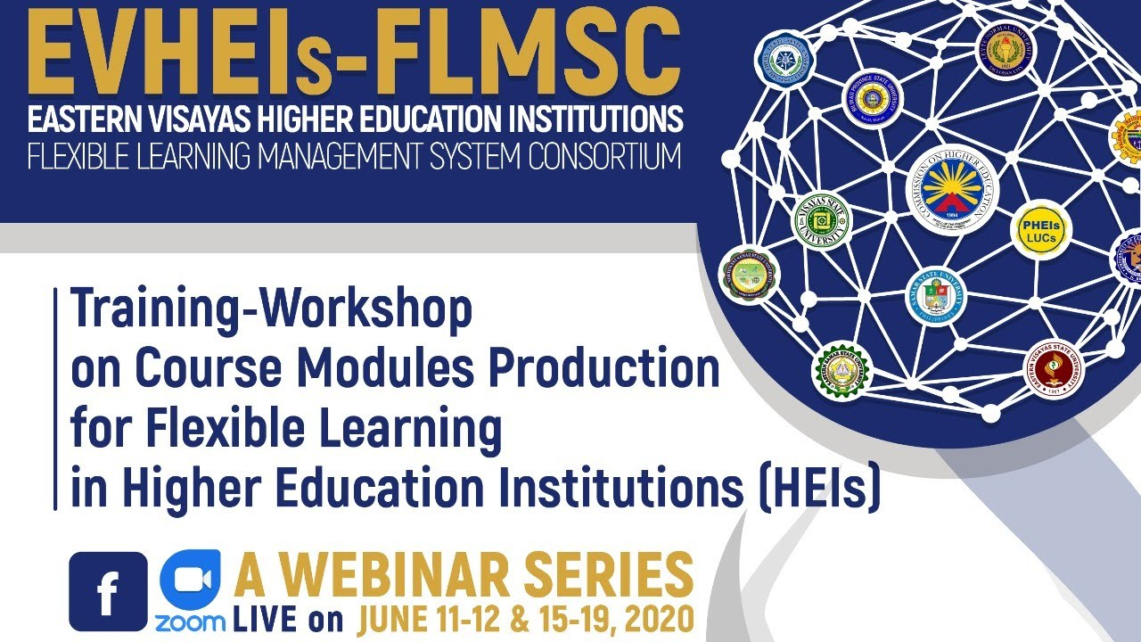 Webinar Cmp For Fl In Heis Designing Student Centered Assessment In Flexible Learning Youtube
