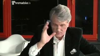 Віктор Ющенко про вибори президента 22 03 2014