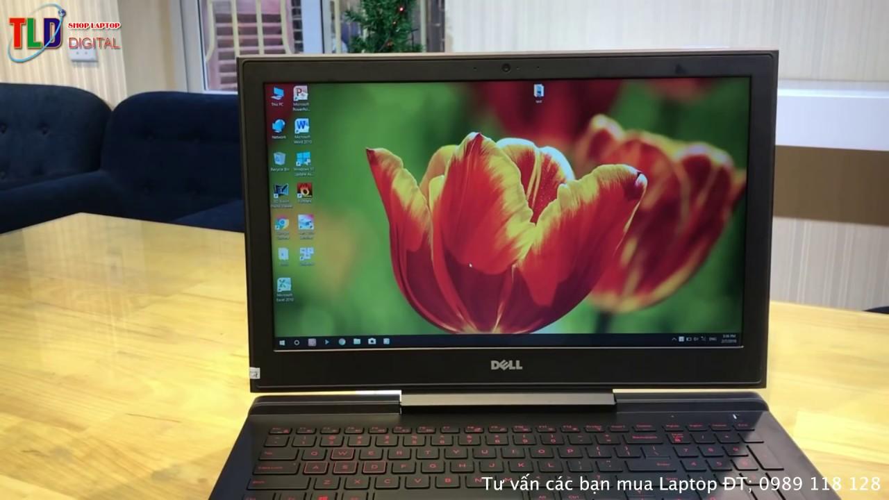 Đánh Giá Chi Tiết Laptop Giá Rẻ Cấu Hình Tốt Dell Gaming 7566 VGA Rời GTX960M 4GB