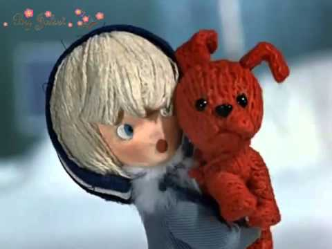 Blythe Doll The Mitten 1967 Award Winning Animation Stop Motion Short Film Roman Kachanov | ByJuliet