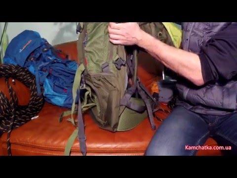 Pinguin Explorer 60.  Туристический рюкзак